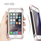 Armor Outdoor Shockproof Aluminum Metal Case Cover For iphone6 6S 6plus 6P Case