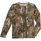 Realtree XTRA Women's Camo Performance Thermal Long Sleeve T-Shirts: S-XL