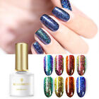 10ml Born Pretty Peacock Chameleon Holo Gel Nail Art Polish Soak Off Gel Varnish