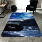 3D Sea Bright Moon 208 Non Slip Rug Mat Room Mat Quality Elegant Photo Carpet AU