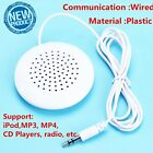 Universal Set Pillow External Speakers For MP3/MP4 Player/iPod/Smartphone CK