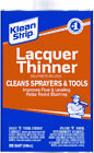 Klean Strip Lacquer Thinner Cleans Sprayers & Tools Improves Flow & Leveling 1QT