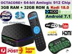 T95Z+ TV BOX Android 7.1  3GB RAM OctaCore KODI 18.0 4K Smart Media Player AU
