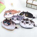 Pencil Case Novelty cat flannel School Supplies Stationery Gift School Cute Penc