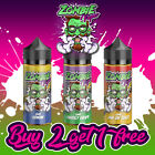 Kyпить ⭐ 100ml E LIQUID VAPE 70/30 VG PG 50 Zombie Vapes eliquid 0mg - 18mg 10 x 10ml ⭐ на еВаy.соm