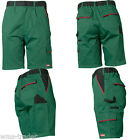 Gardeners Clothing Trousers Shorts dungarees work Line Green