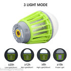 Rechargeable Mosquito Zapper Repeller Bug Killer Outdoor Camping Lantern Light