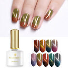 Thermal Temperature Color Changing Cat Eye Gel Nail Polish Soak Off Born Pretty