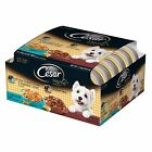 CESAR HOME DELIGHTS Variety Pack Slow Cooked Chicken  Vegetables Dinner and Beef