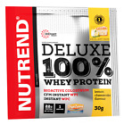 Deluxe 100% Whey PROTEIN Powder - Pouch - CMF Instant WPI WPC NUTREND