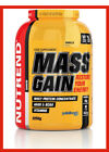 PROTEIN BCAA MASS GAIN POWDER 2250g carbohydrate-protein ENERGY by NUTREND