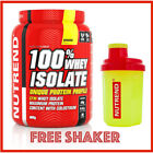 WHEY 100% ISOLATE Hydrolyzed Beef Protein NUTREND, 1800G FREE SHAKER NUTREND