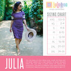 Mystery LuLaRoe Julia Dress. Choose your size. $15. Free & Fast Shipping. BNWT