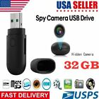 Hidden Spy Camera Smoke Detector Motion Detection HD Video Recorder Camcorder US