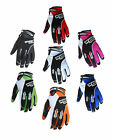 WULFSPORT Stratos Kids Glove Motocross BMX Mountain Bike Childrens Quad ATV