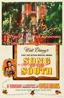 SONG OF THE SOUTH 1946 Musical = POSTER Very Large 3 1/2 x 6 1/2 - 7 Feet Long