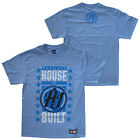 "AJ Styles ""The House That AJ Built"" Authentic T-Shirt - WWE - Wrestling"