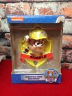 New Nickeldeon PAW PATROL RUBBLE Christmas Tree Ornament