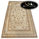 "TRADITIONAL AGNELLA RUGS cream flowers ""STANDARD"" modern designs carpet"