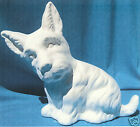 YORKIE TERRIER DOG CANINE    CERAMIC BISQUE U-PAINT DOGS