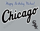 Chicago White Sox Edible Print Premium Cake Toppers Frosting Sheets 5 Sizes