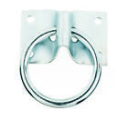 Haynet Tie Ring With Wall Plate - Horse  Pony Stable Yard Tidy