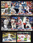 2018 TOPPS SERIES 1 BASE CARD 176-350: COMPLETE YOUR SET YOU PICK