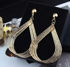 Fashion New  creative apparel earrings trendy street shooting geometry earrings