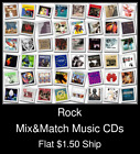 boy from the north - Rock(7) - Mix&Match Music CDs U Pick *NO CASE DISC ONLY*