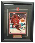 Michael Jordan Chicago Bulls Framed 50x40cm Large High Quality Picture Photo # 2