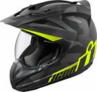 Icon Variant Deployd Black Motorcycle Helmet
