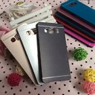 Luxury Ultra Thin Slim Motomo Brushed Metal Hard Case Cover For Samsung Galaxy