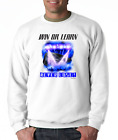 Gildan Crewneck Sweatshirt Sports Hockey Win Or Learn Never Lose