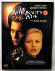 LIKE NEW The Astronauts Wife 1999 Widescreen DVD Charlize Theron Johnny Depp R-1