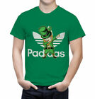 St Patrick's Day Casual Style Dabbing Leprechaun Irish Men's paddy T-shirt UK