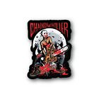 EM Chain Saw Killer Sticker - Vinyl Stickers - emchainsawkiller-01