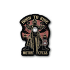 EM Born To Ride Sticker - Vinyl Stickers - emborntoride-01