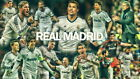 "009 Cristiano Ronaldo - Real Madrid Super Star Soccer Player 24""x14"" Poster"