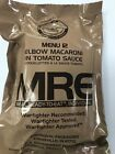 MILITARY MRE NEW INDIVUAL MRE MEALS READY TO EAT <br/> FREE 2 DAY SHIPPING
