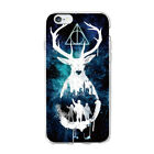 Harry Potter Hogwarts Gift Clear Silicone Case Cover Fits iPhone Samsung Galaxy