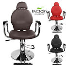 Hydraulic Barber Chair Foot Pump Recliner Hair Cutting Salon Beauty Spa Styling