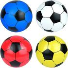 "10"" Inflatable Football Sports Training Beach Ball Toys Game Party Bags Fillers"