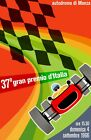 """Italy Grand Prix, Canvas Racing Poster 24""""x 36"""""""