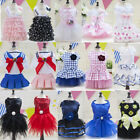 Внешний вид - Small Pet Puppy Dog Cat Lace Skirt Princess Tutu Dress Summer Clothes Apparel