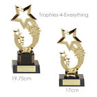 *Cheap Budget Rising Star *Award Trophy 2 Sizes Personalised FREE ENGRAVING