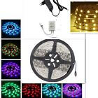 5M SMD 3528 5050 RGB luz DE COLOR LED Tira 12V 2A...