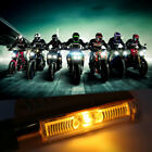 Motorcycle Lamp 9 LED Strip/1LED Blade Modified Signal Light With LED Decoder D#