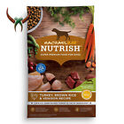 (Pack of 4) Rachael Ray Nutrish Natural urkey Brown Rice-Venison Recipe 5.5 lb