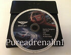 04 05 2006 BENTLEY CONTINENTAL GT SPUR NAVIGATION DISC CD MIDWEST OHIO TN IN MI