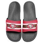 NFL San Francisco 49ers Team Logo Legacy Shower Slide Flip Flop Sandals